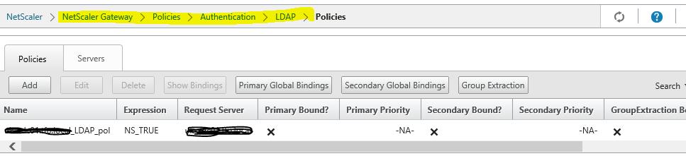 Netscaler LDAP-1